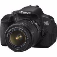 Canon EOS 650D 18-55mm IS Fotoğraf Makinesi